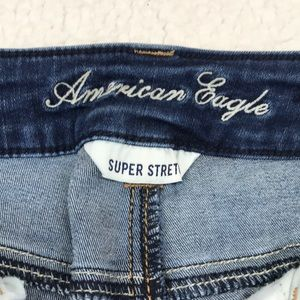 American Eagle Outfitters Shorts - American Eagle 🦅 Super Stretch Jean Shorts X1